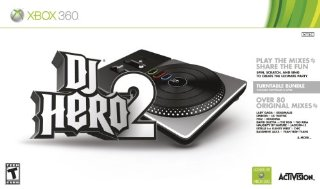DJ Hero 2 Turntable Bundle [Xbox 360]