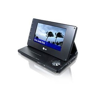 "LG DP570MH 7"" Portable DVD and Mobile DTV"