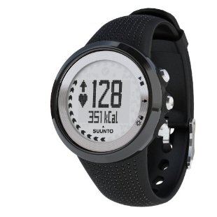 Suunto M4 Men's Heart Rate Monitor (Black/Silver) #SS015856000