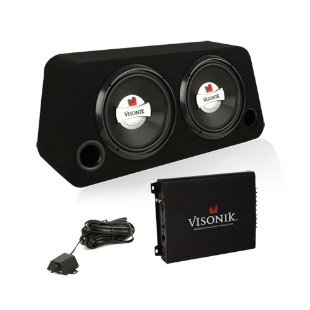Pre-Loaded Bass Boxes - Speaker Sub Boxes - Car Electronics