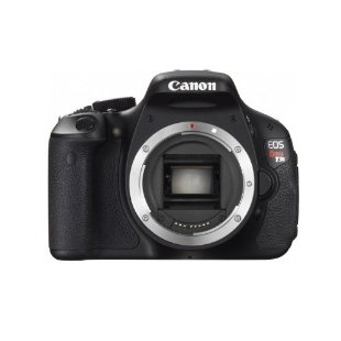 Canon EOS Rebel T3i CMOS DSLR Camera (Body Only)