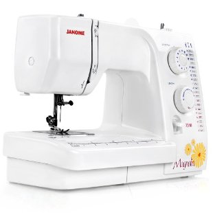 Janome Magnolia Sewing Machine (7318)