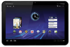 Motorola Xoom 32GB Android Tablet (Wi-Fi)