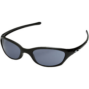 Oakley Fives 2.0 Sunglasses (Black, Grey Lens)