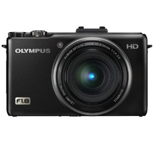 Olympus XZ-1 10MP Digital Camera with f1.8 Lens