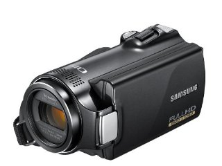Samsung H200 FullHD Camcorder with 20x Zoom  (HMX-H200BN/XAA)
