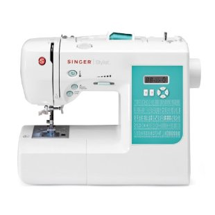Singer Stylist Sewing Machine (7258, 7258-CL)