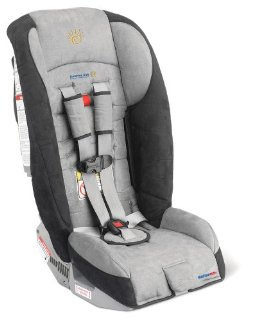 Sunshine Kids Radian65 SL Convertible Car Seat (Granite: Grey Ultra-Suede)