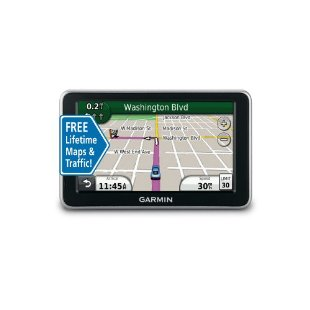 Garmin nuvi 2360LMT 4.3 GPS  with Lifetime Maps & Traffic