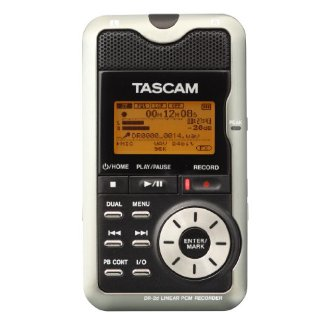 Tascam DR-2d Linear PCM Digital Recorder