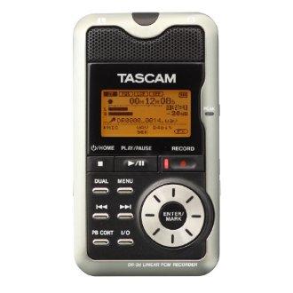 Tascam DR-2d Linear PCM Digital Recorder