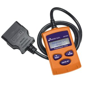 Actron CP9550 PocketScan Plus OBD II and CAN Code Reader