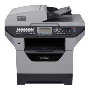 Brother MFC-8890DW Wireless All-in-One Laser Printer with Networking and Duplex