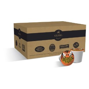 Coffee People Black Tiger K-Cups (50 K-Cups)