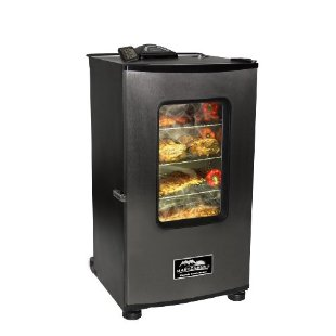 "Masterbuilt 30"" Electric Smokehouse Smoker with Window and RF Controller (20070411)"