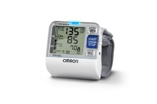 Omron 7 Series Blood Pressure Wrist Unit BP-652