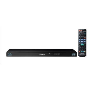 Panasonic DMP-BDT110 Wi-Fi-Ready 3D/2D Blu-Ray DVD Player