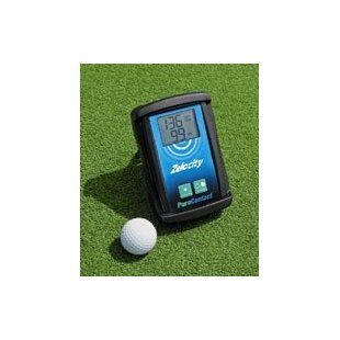 Zelocity PureContact Golf Performance Monitor Vijay Singh Speed Gauge