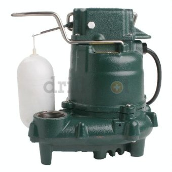 Zoeller M-57 Mighty-Mate Basement Sump Pump