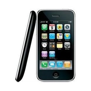 Apple iPhone 3GS 8GB Phone, Black (Unlocked)