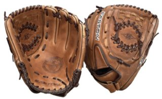 Easton NE 125 Natural Elite Baseball Glove (Right Hand Throw)