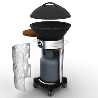 Fuego EG01AMG Element 21 Dual-Zone Gas Grill