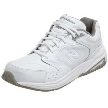New Balance 927 Health Walking Shoes (Men's MW927, Colors: White, Black, Grey, Brown)