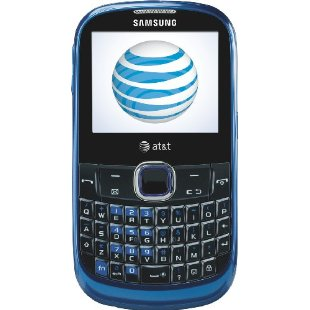 Samsung SGH-a187 Prepaid GoPhone (AT&T) with $15 Airtime Credit
