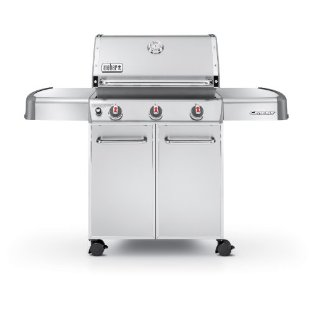Weber Genesis S-310 LP Gas Stainless Steel Grill (6550001)