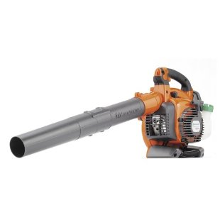 Husqvarna 125BVx 2-Cycle Gas Blower/Vac with Smart Start