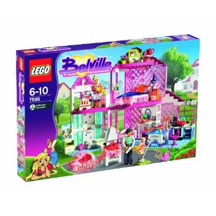 LEGO Belville Sunshine Home (7586)