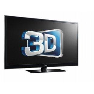 LG 60PZ550 60 1080p Active 3D Plasma HDTV with Internet Apps