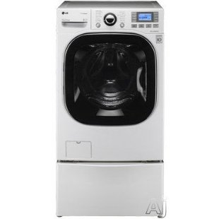 LG WM3875HWCA Front Load Steam Washer