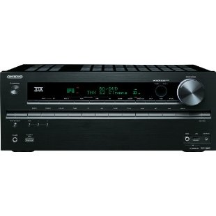 Onkyo TX-NR609 7.2 Channel 3D-Ready Network THX Select2 AV Receiver