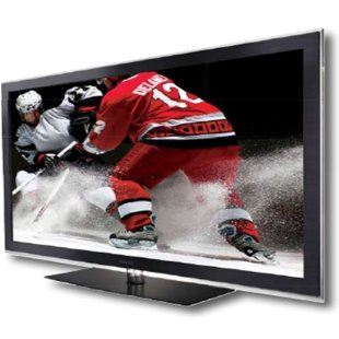 Samsung UN40D6000 40 1080p 120Hz LED Smart TV with Apps Internet TV (UN40D6000SFXZA)