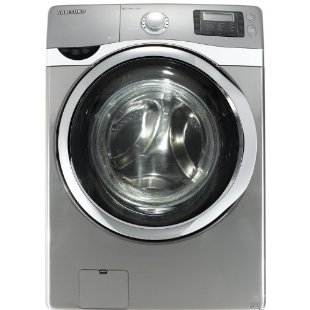 Samsung WF520ABP High-Efficiency Steam Front-Load Washing Machine (WF520)