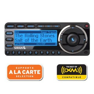 Sirius Starmate 5 Dock-and-Play Radio with PowerConnect (SDST5V1)