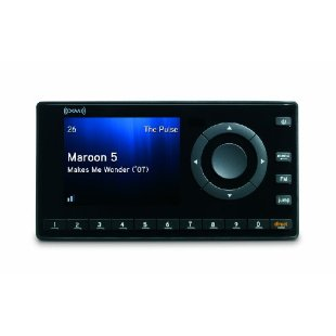 XM OnyX Dock-and-Play Radio with Car Kit (XDNX1V1)
