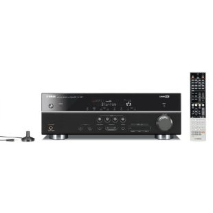 Yamaha RX-V567BL 7.1 Channel 3D-Ready Home Theater Receiver