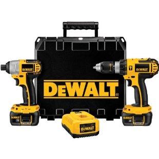 DeWalt DCK266L 18v Li-Ion Compact 2-Tool Hammerdrill/Impact Driver Kit