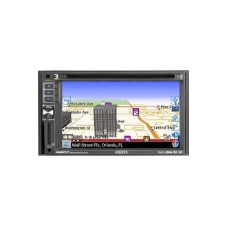 "Jensen VM9424 6.2"" Double-DIN Multimedia Navigation Receiver"