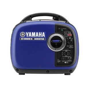 Yamaha EF2000iS Portable Inverter Generator (CARB Compliant)