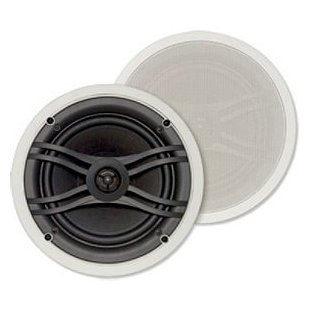 Yamaha NS-IW360C 2-Way In-Ceiling Speaker System (Pair, White)