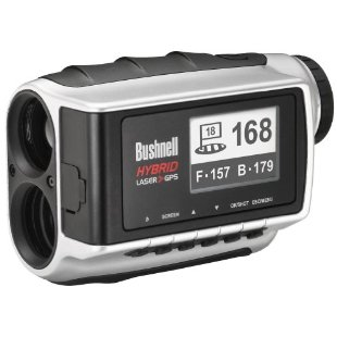 Bushnell Hybrid Laser GPS Pinseeker Golf Rangefinder