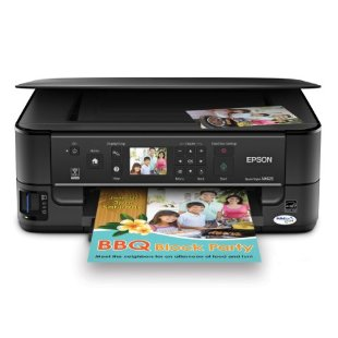 Epson Stylus NX625 All-in-One with Wi-Fi (C11CA70271)