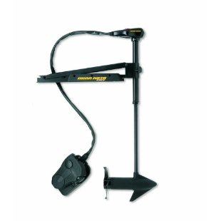 Minn Kota Edge 55/FC with Latch and Door Bracket and MK-106 On-Board Battery Charger(55lbs Thrust, 45 Shaft)