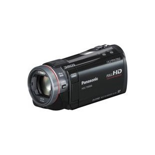 Panasonic HDC-TM900 3MOS 3D Compatible Camcorder with 32GB Memory