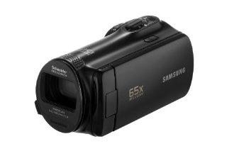 Samsung SMX-F50BN SD Camcorder with 65x Zoom (SMX-F50BN/XAA)