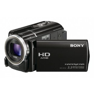 Sony HDR-XR160 Handycam HD Camcorder with 160GB HDD