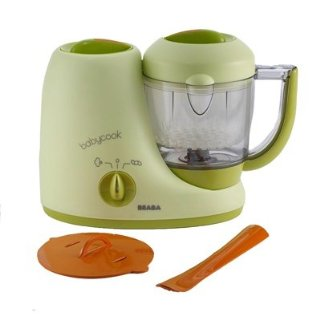 Beaba Babycook Baby Food Maker (Color: Sorbet)